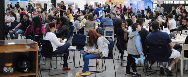 Primeira edi\u00e7\u00e3o do evento aconteceu em 2013 no Bacacheri