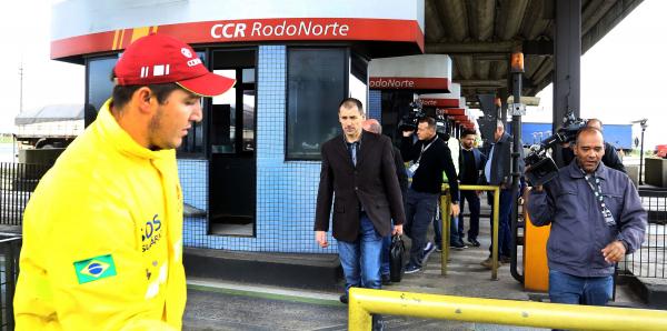 Praças de pedágio do Paraná começam a ser inspecionadas por interventores