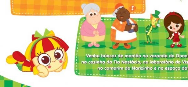 Sitio Do Picapau Amarelo E Historias De Monteiro Lobato No Mes