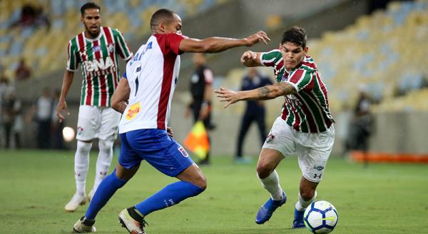 Paran\u00e1 x Fluminense no Maracan\u00e3