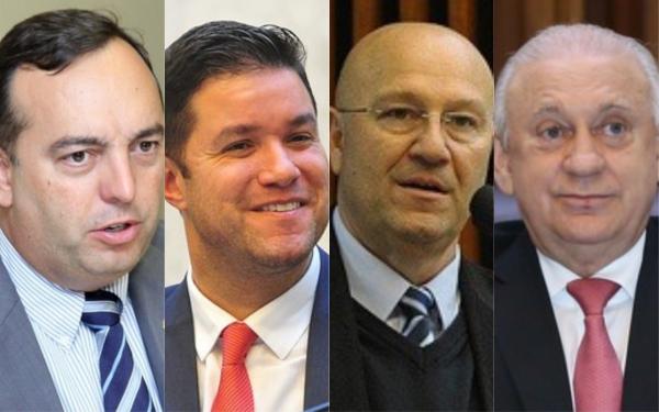 Quatro já são cotados para presidência da Assembleia em 2019