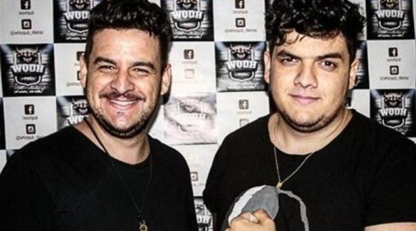 F\u00e1bio e Guilherme