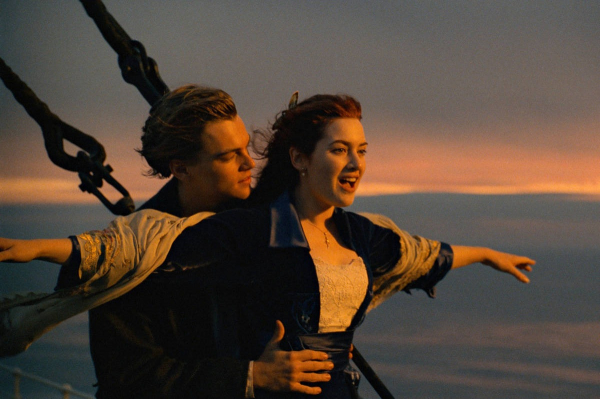 "\""Titanic\"", de James Cameron (1997)."