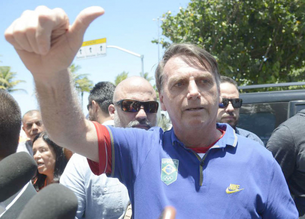 Jair Bolsonaro presidente eleito