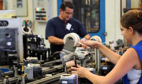 Confiança da indústria sobe 0,5 ponto em dezembro