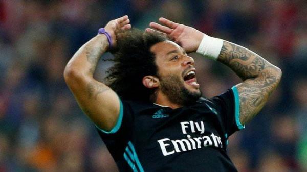"""Marcelo: decisivo no Real Madrid"""