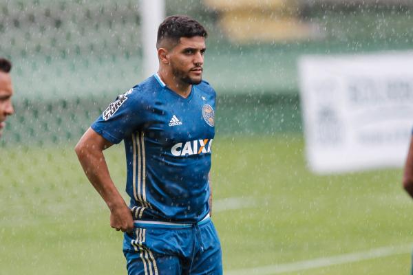 """""""Kady: artilheiro do Coritiba em 2018, empatado com Rusch e Parede"""""""