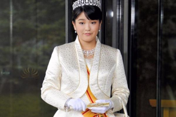 A princesa Mako de Akishino