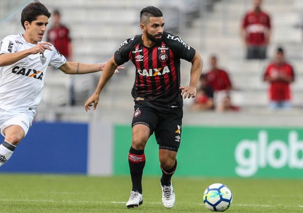 """""""Guilherme: artilheiro do Atl\u00e9tico em 2018"""""""