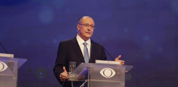 """""""Alckmin: tucano agora diz ser favor\u00e1vel \u00e0 cobran\u00e7a de mensalidade na p\u00f3s-gradua\u00e7\u00e3o em universidade p\u00fablica apenas de cursos de especializa\u00e7\u00e3o, n\u00e3o de mestrados e doutorados"""""""