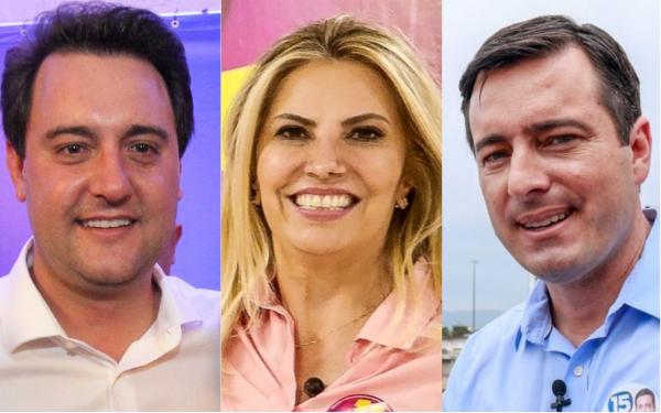 Ratinho Jr tem 44%; Cida 17% e Arruda 10% em novo Ibope