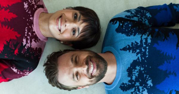 Cassio Reis e Juliana Knust vivem um casal \u00e0 beira do div\u00f3rcio, na pe\u00e7a de autoria de Fernando Duarte e Tat\u00e1 Lopes.