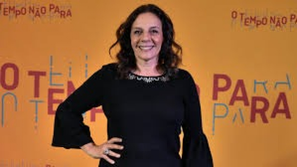 abc4c3f965 Atriz Rosi Campos deve se afastar da novela  O Tempo Não Para  após sofrer