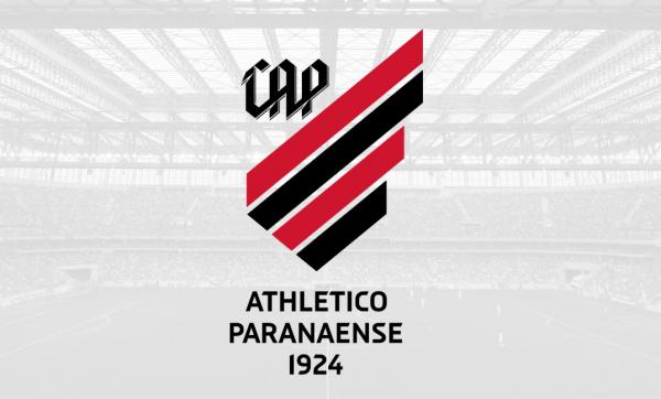 """""""O novo logo do Atl\u00e9tico Paranaense: agora \u00e9 Athletico"""""""