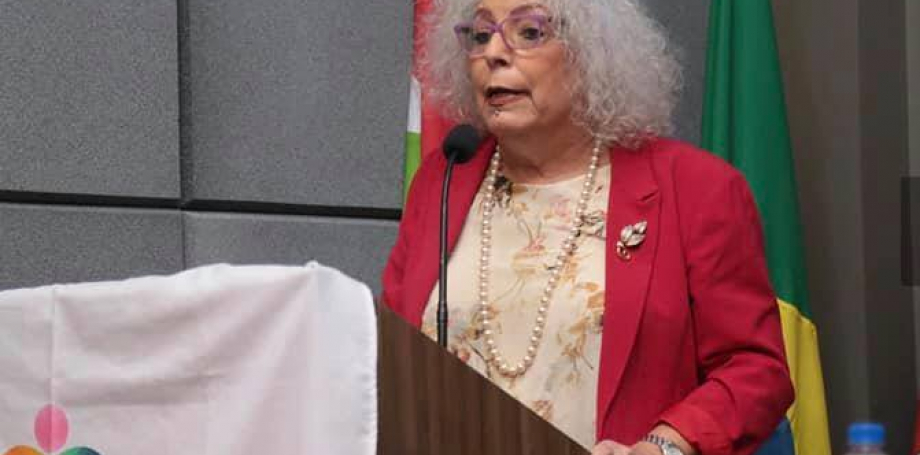 Leticia Lanz é pré-candidata do PSOL à prefeitura de Curitiba