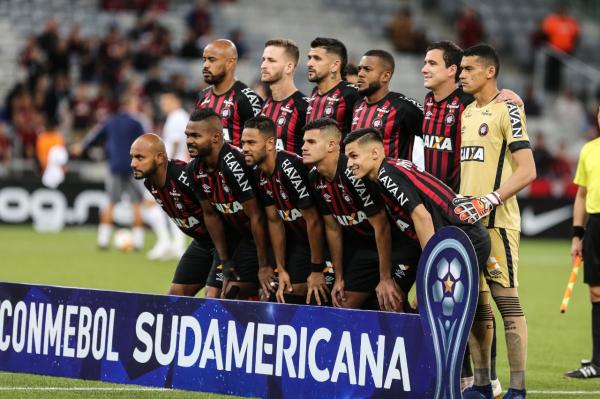 Athletico na Sul-Americana: boas recordações