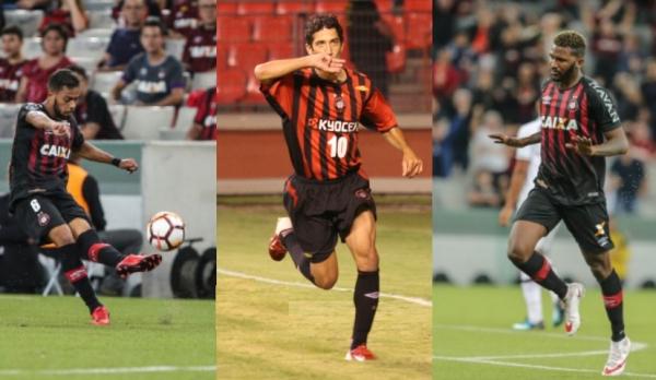 Renan Lodi, Evandro e Douglas Coutinho: destaques dos aspirantes do Athletico