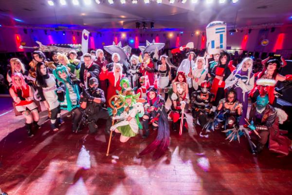 Evento reúne nerds, geeks e cosplayers