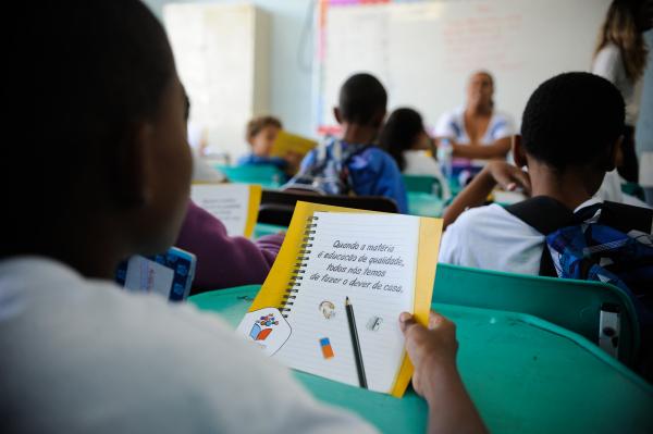 Escolas públicas tiveram menos matrículas