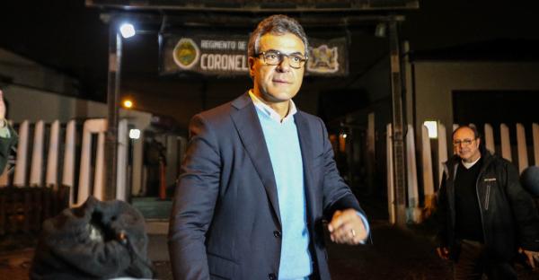 Beto Richa: defesa de tucano tentou suspender processo alegando troca de juiz pelo TJ