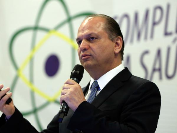 """Barros: """"Justiça deu a autorização para a Global importar os medicamentos"""""""