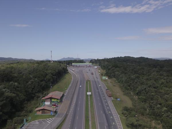 Concessão da Ecovia percorre municípios de Curitiba ao Litoral