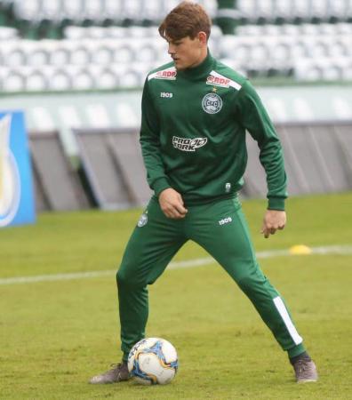 Luis Henrique: risco de sair do time