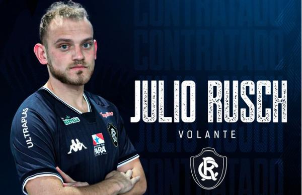 Julio Rusch: destaque do Coritiba no Paranaense 2018