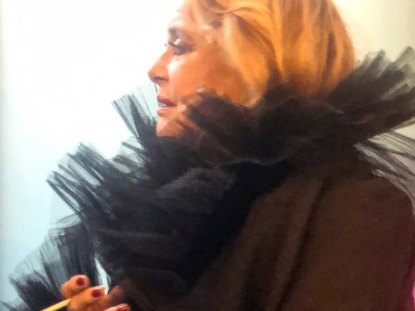Belle du jour (versão Tutu) – Catherine Deneuve em versão couture de Jean Paul Gaultier da moda do momento: tule e plissado. Moda para todas as mulheres mesmo