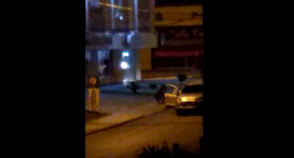 Grupo explodiu caixa eletrônico de agência e entraram em confronto com a polícia