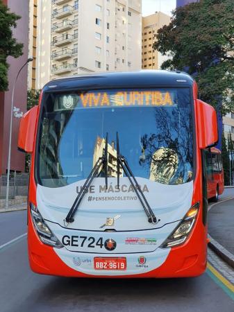 Ônibus atende todos aqueles que atuam nos hospitais