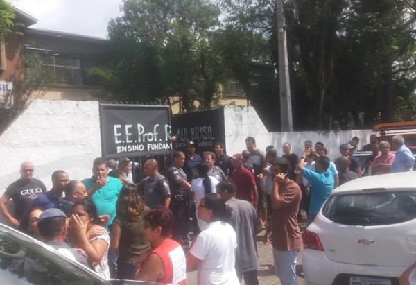 Suzano Massacre Photo: Massacre Em Escola Deixa 10 Mortos E 17 Feridos Em Suzano