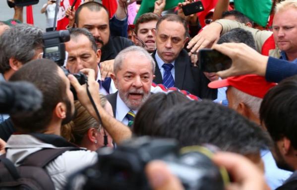 Moro nega pedido de Lula para suspender depoimento de ex-presidente