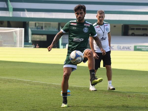 Patrick Brey: ele ainda não estreou pelo Coritiba