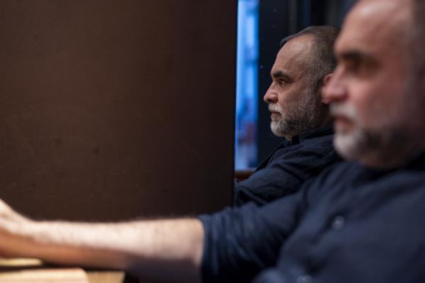O diretor Karim Aïnouz, de 'A Vida Invisível'