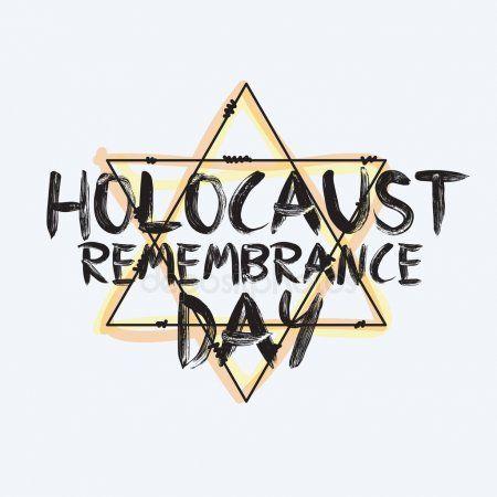 Nosso repúdio eterno ao Holocausto