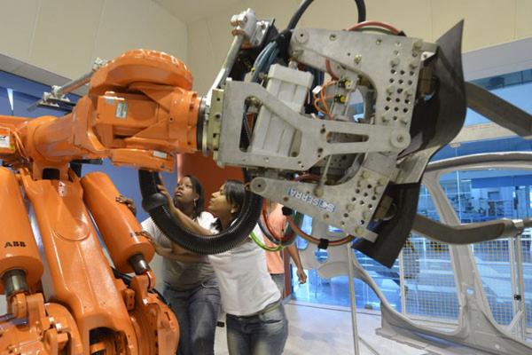 Àrea de metalmecânica é a que apresenta maior demanda