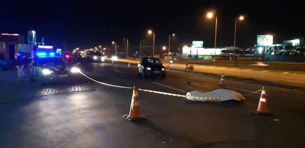 Acidentes de trânsito ficaram menos letais que a Covid-19 no Paraná, pelo menos comparativamente