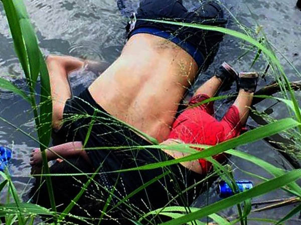 Pai e filha afogados no Rio Grande