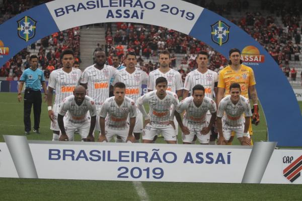 Corinthians no Brasileirão