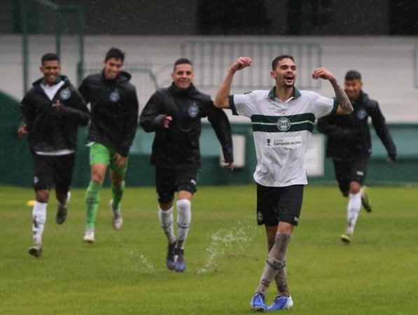 Pablo Thomaz, 19 anos: artilheiro do Brasileiro de Aspirantes pode reforçar o time sub-20