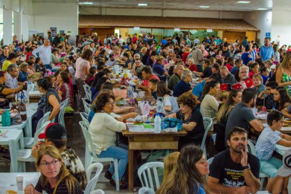A Festa da colheita abre o calendário do ano em São José dos Pinhais