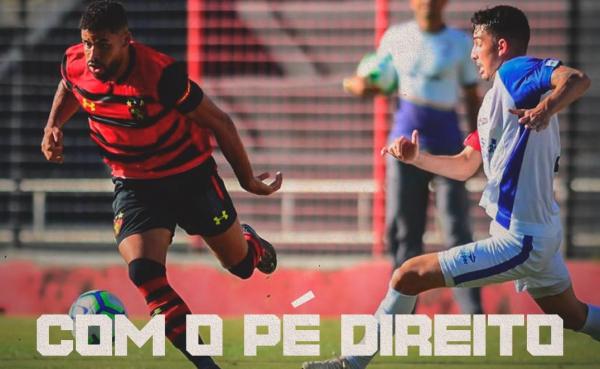 Sport 0 x 1 Paraná Clube
