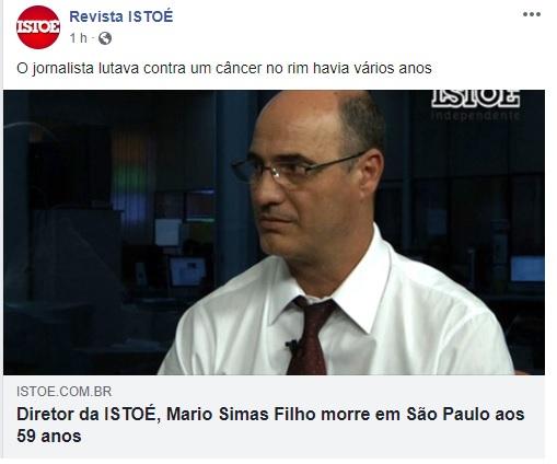 Mario Simas Filho