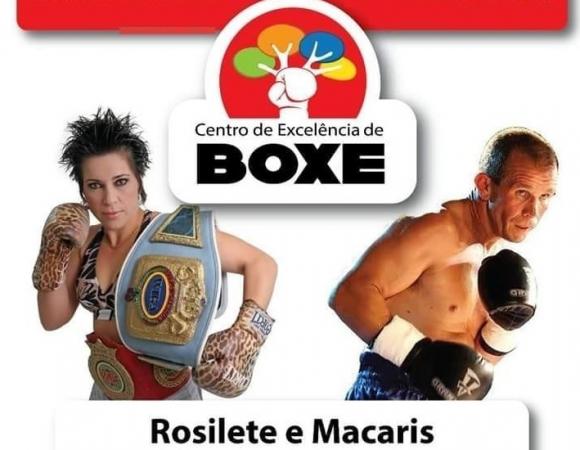 Rosilete e Macaris: campeões mundiais