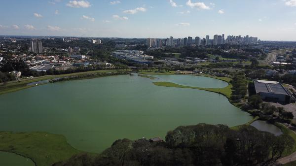 Parque foi implantado em 1972 e virou ponto de encontro na Capital