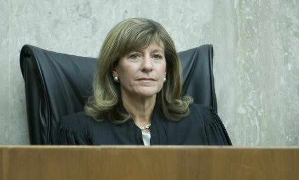 A juíza federal Amy Berman Jackson, que preside o processo contra Roger Stone, seu ex-assessor e confidente