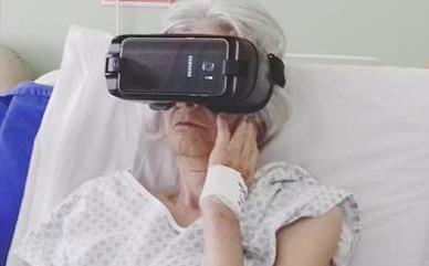 730bdb6b8 Curitibanos doam óculos de realidade virtual para hospital. (Foto: Bruno  Henrique de Mello)
