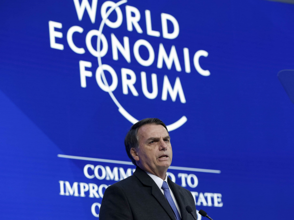"Jair Bolsonaro: ""Vamos resgatar nossos valores"""