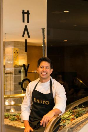 O chef Kazuo Harada está com novidades quentinhas no cardápio do Ha Yo